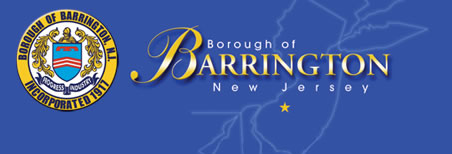 barrington boro borough of barrington new jersey