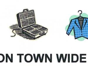 Town Wide Yard Sale Sat. Oct. 15 (ADDRESS LIST)