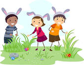 Egg Hunt Saturday March 28 – Shreve Avenue Field