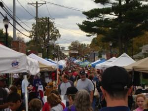 New Website for Barrington Harvest Fest!