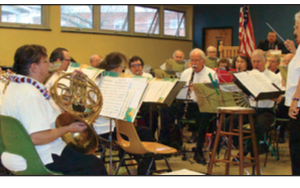 Barrington Band Upcoming Concerts