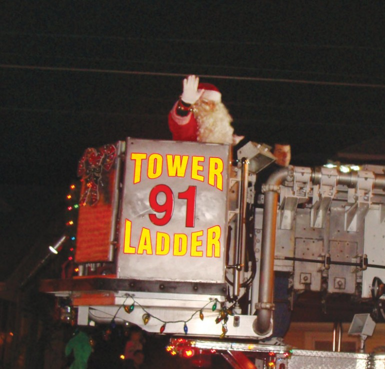 Christmas Tree Recycling Gloucester : Fire truck parade and tree lighting on friday nov