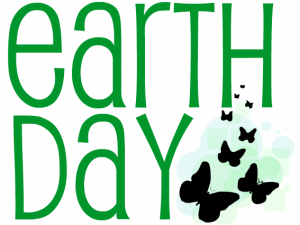Town Clean-Up Weekend and Earth Day – April 22, 23, 24, 2016