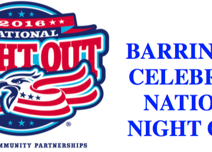 Tues. Aug. 2 at Star Park – Family Night! (National Night Out)