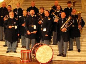 Beck's Philadelphia Brigade Band performs TODAY – FREE
