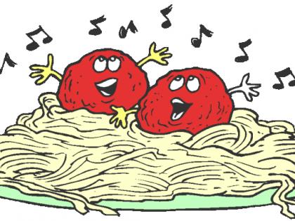 "FREE for Seniors – Spaghetti ""Dinner and a Show"" Nov. 3"