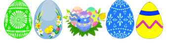Easter Egg Hunt Sun. April 9