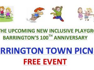 FREE Town Picnic Sat. September 9th