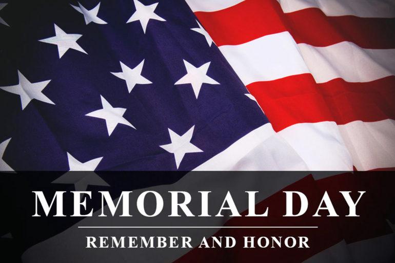 Memorial Day 2020 – Video   Barrington Boro